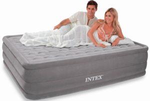 Фото двухместной надувной кровати