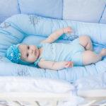 Гнездо в Кроватку для Младенца