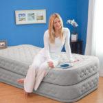 Матрас-кровать надувная