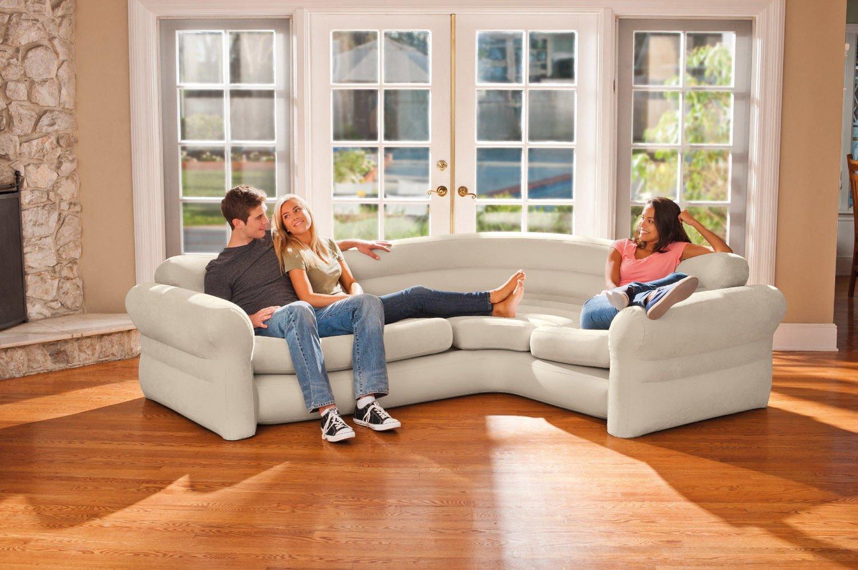Надувной-диван
