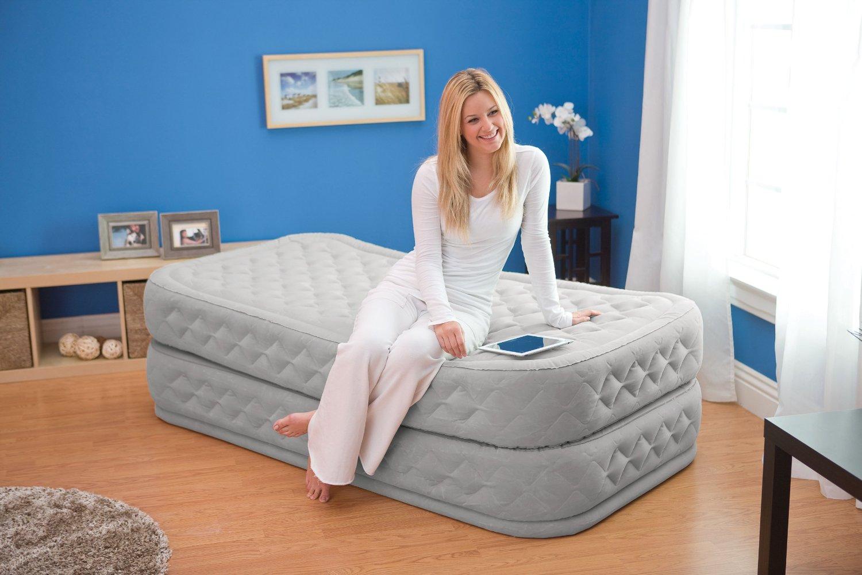 Разновидности надувных матрасов