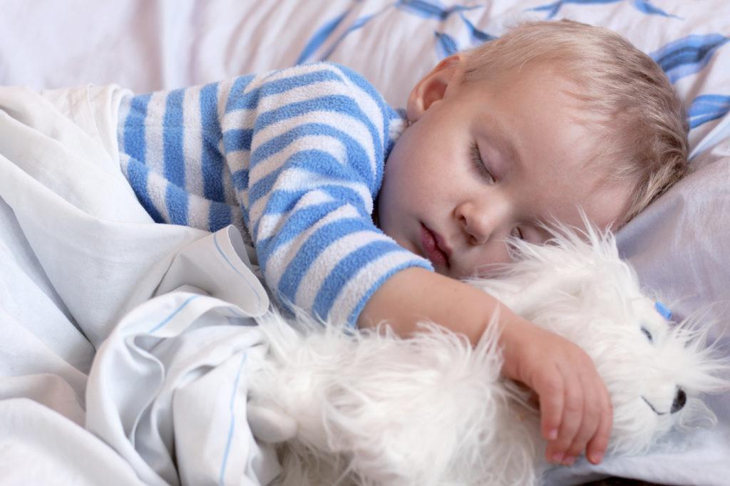 Малыш Спит Фото