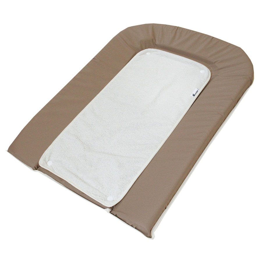 Пеленальный матрас с полотенцем