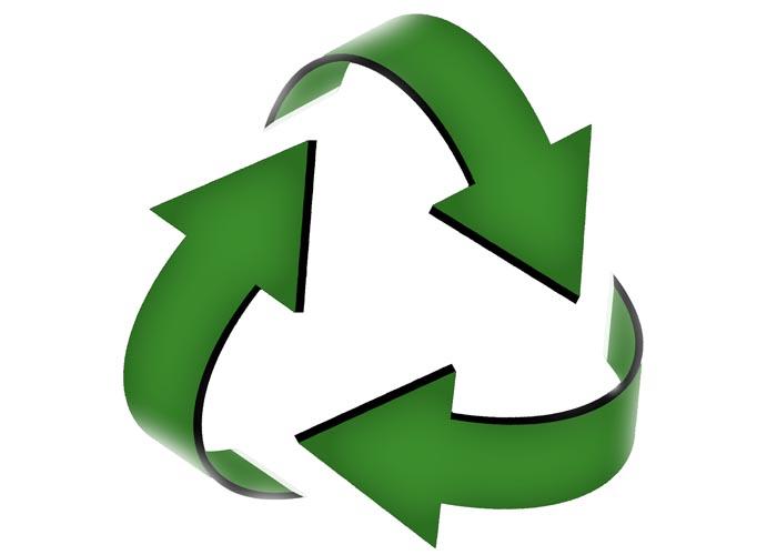 Рециклинг Логотип