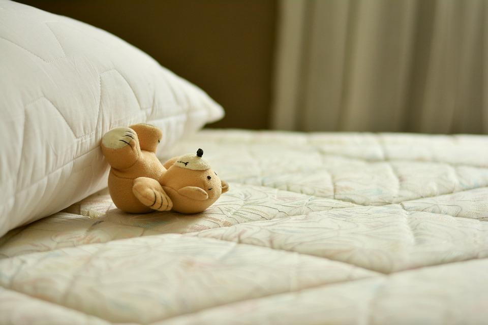 Сладкий сон в Кровати