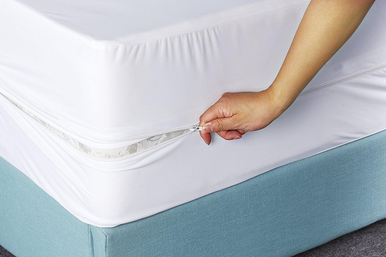 Выбор наматрасника на кровать