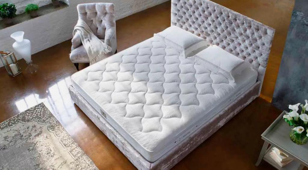 фото матраса для двуспальной кровати