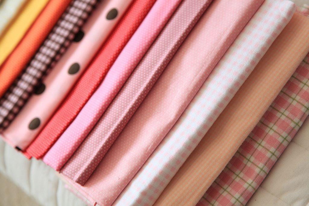 фото выбор ткани