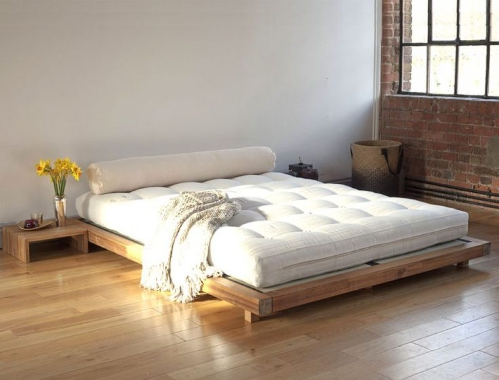 Футон японская кровать