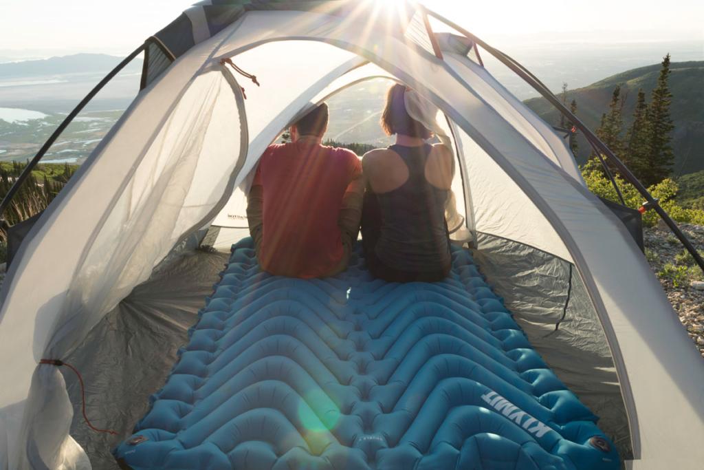 Комфорт в палаточном отдыхе