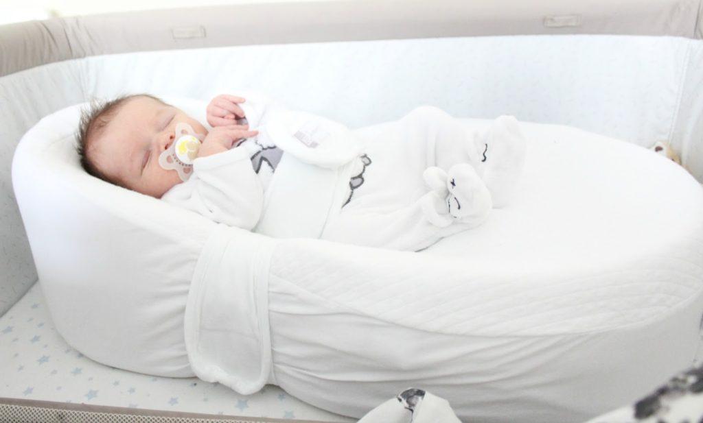Матрас-кокон новорожденный фото