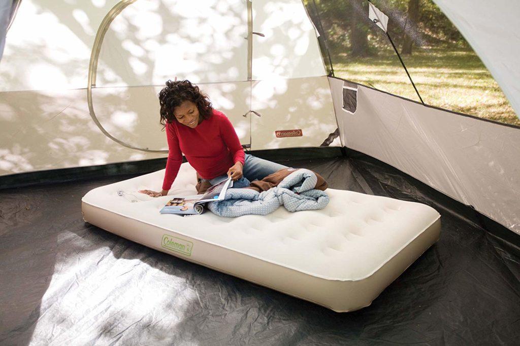 Надувная кровать для кемпинга