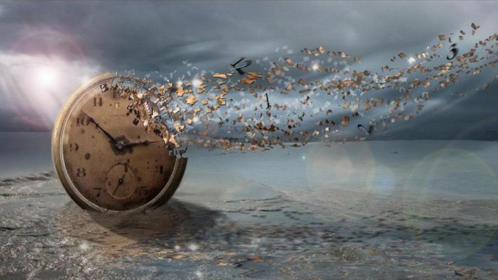 Время утекает картинки