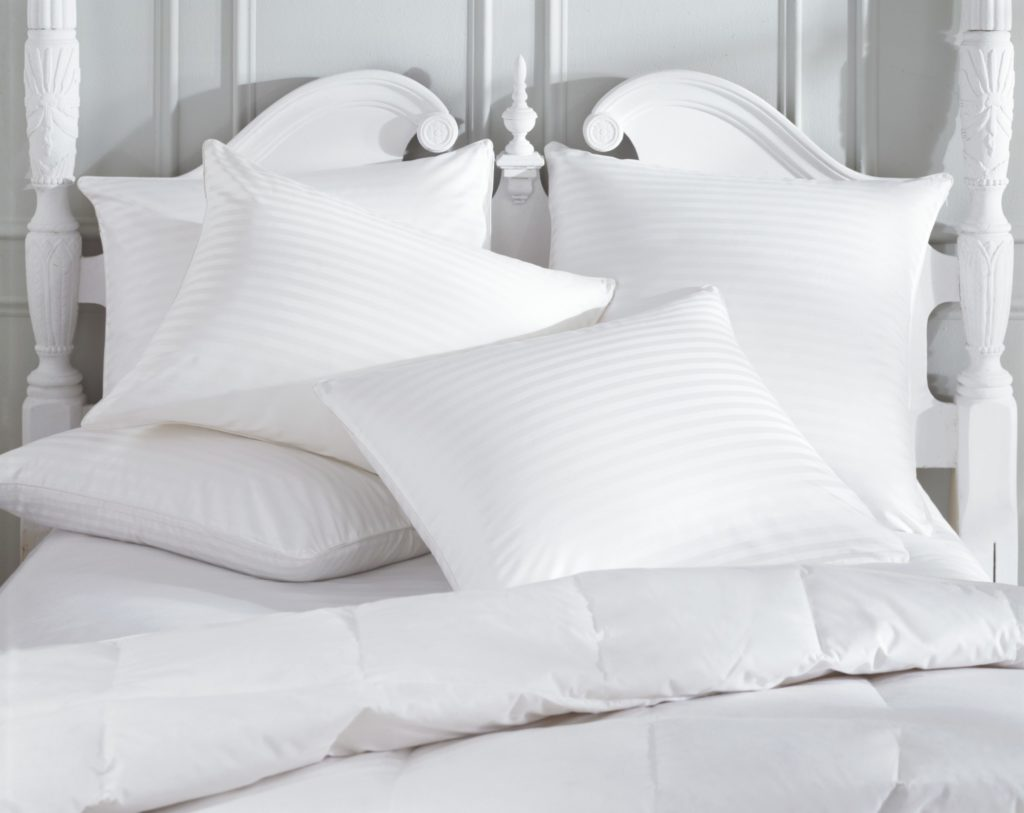 матрас с подушками