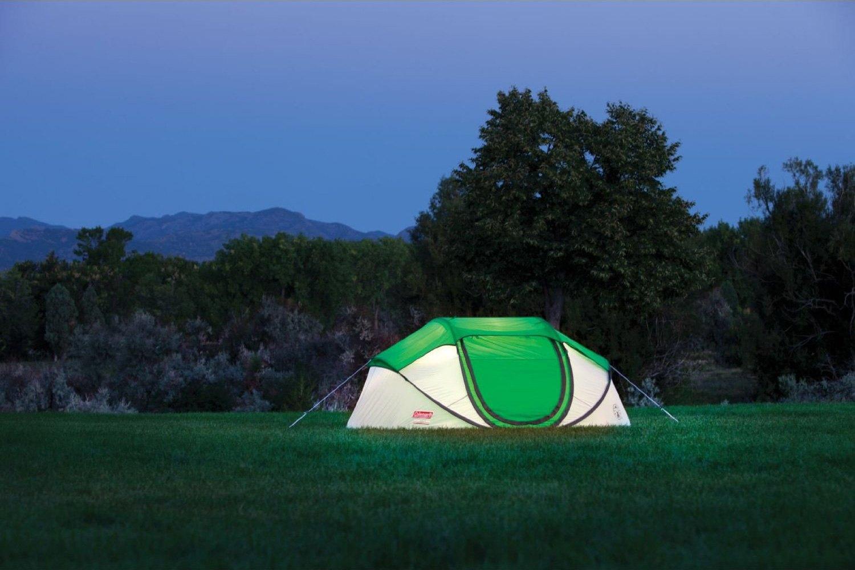 матрас в туристическую палатку