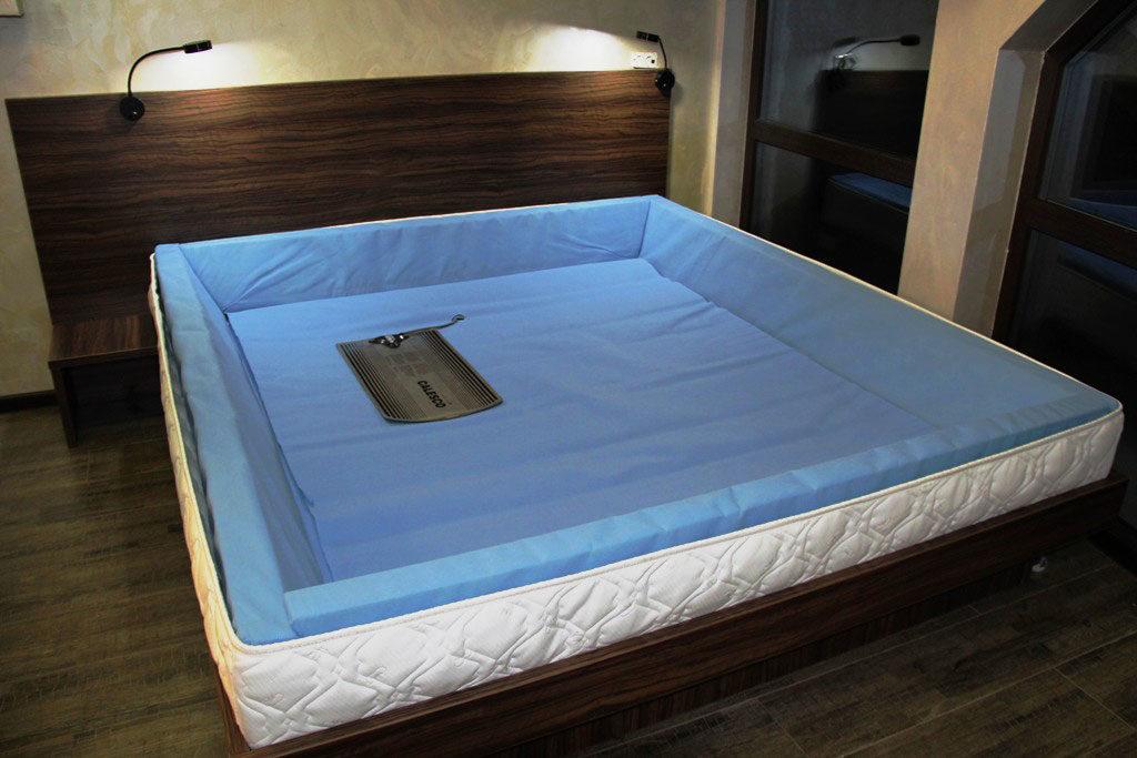 матрас водяной с кроватью