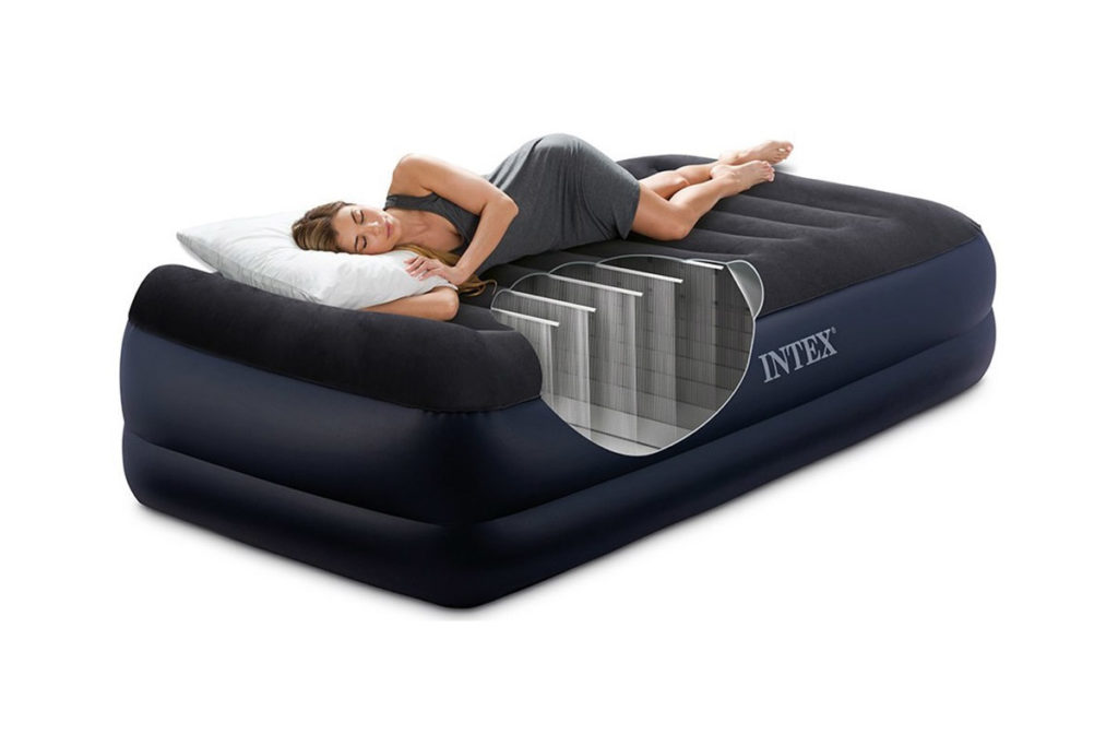 Качественный надувной матрас