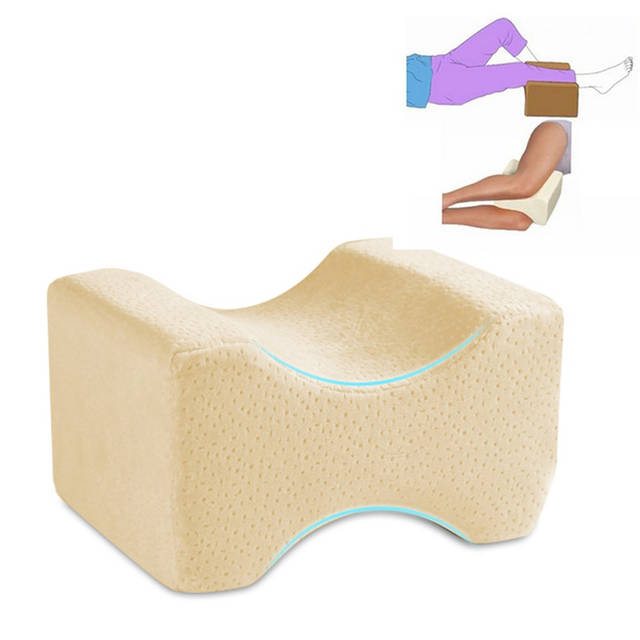 Ортопедическая подушка для ног фото