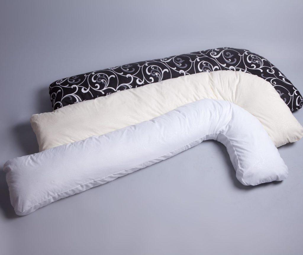Подушка для беременных буквой г