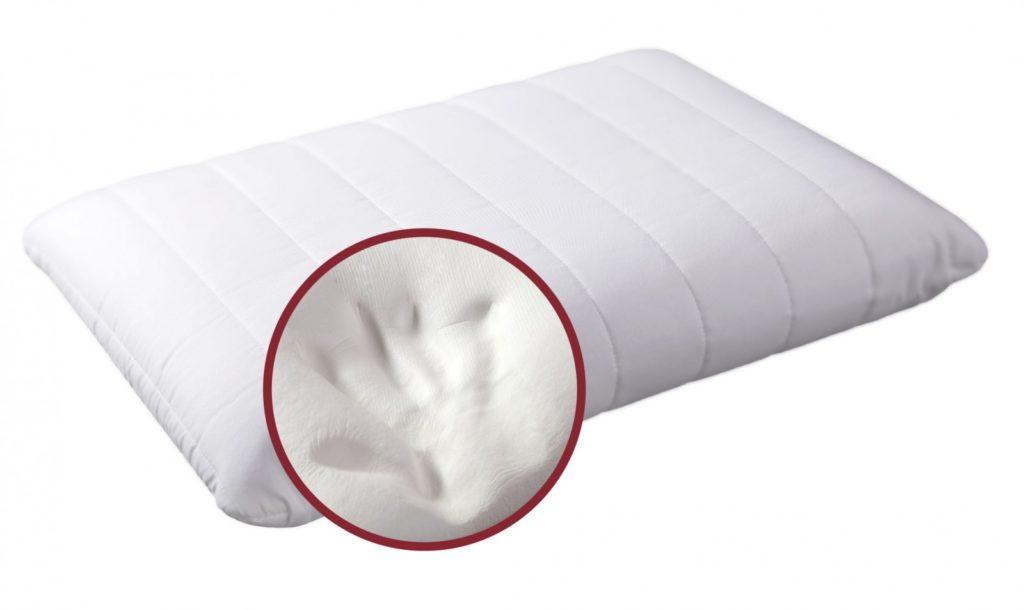 Подушка с эффектом памяти фото