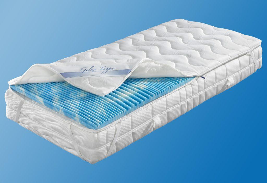 гелеевая кровать