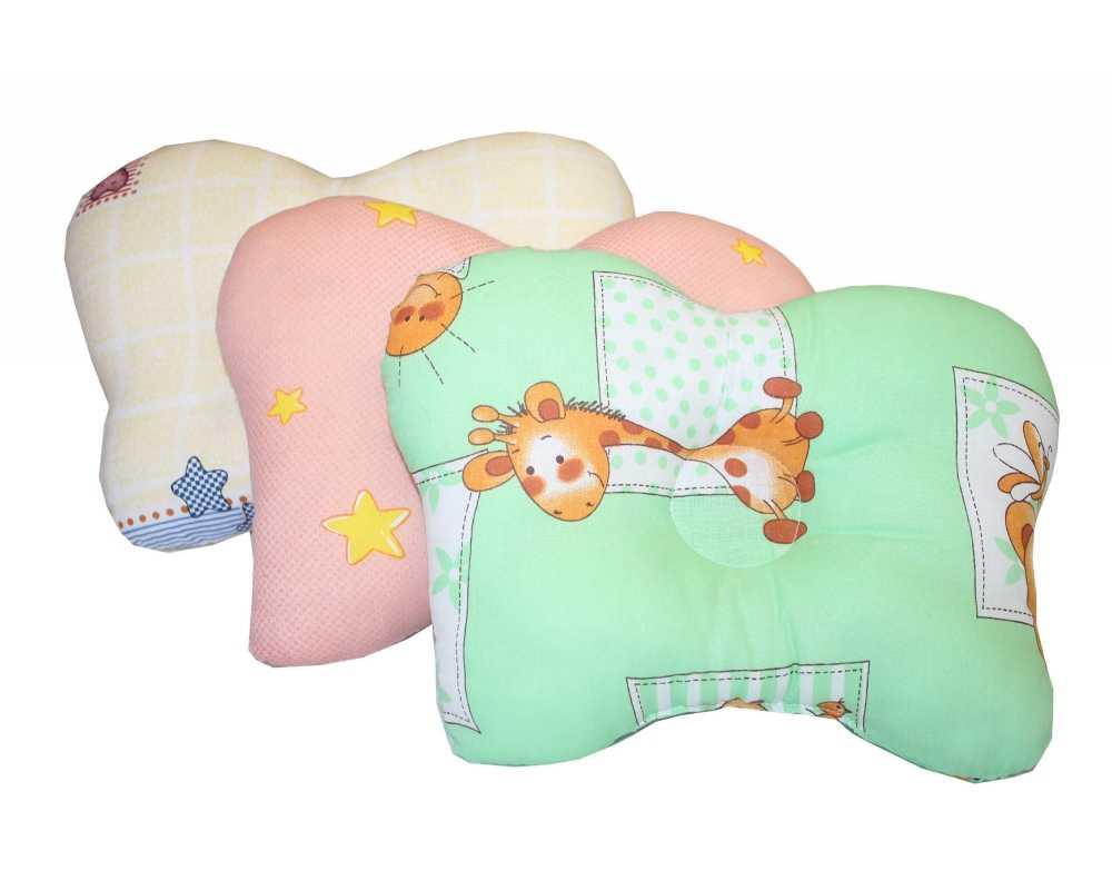 Детская анатомическая подушка фото