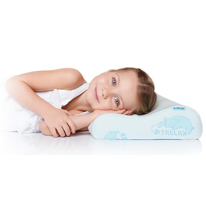 Детская ортопедическая подушка Trelax