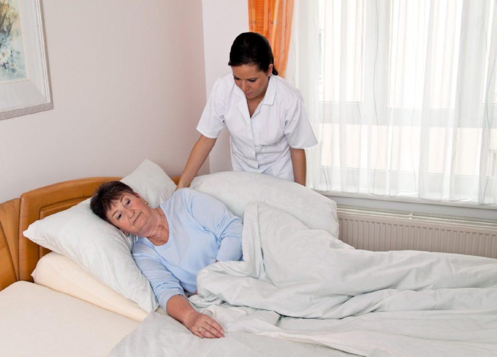 Лежачие пациенты