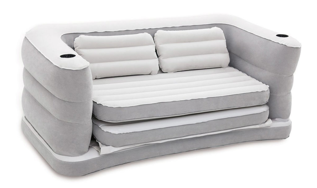 Надувной раскладной диван