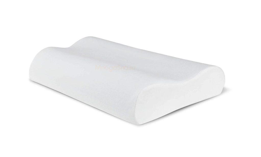 Ортопедическая подушка волна