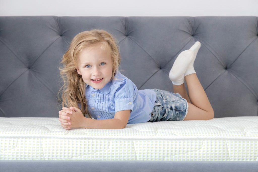 матрасы пружинные для ребенка