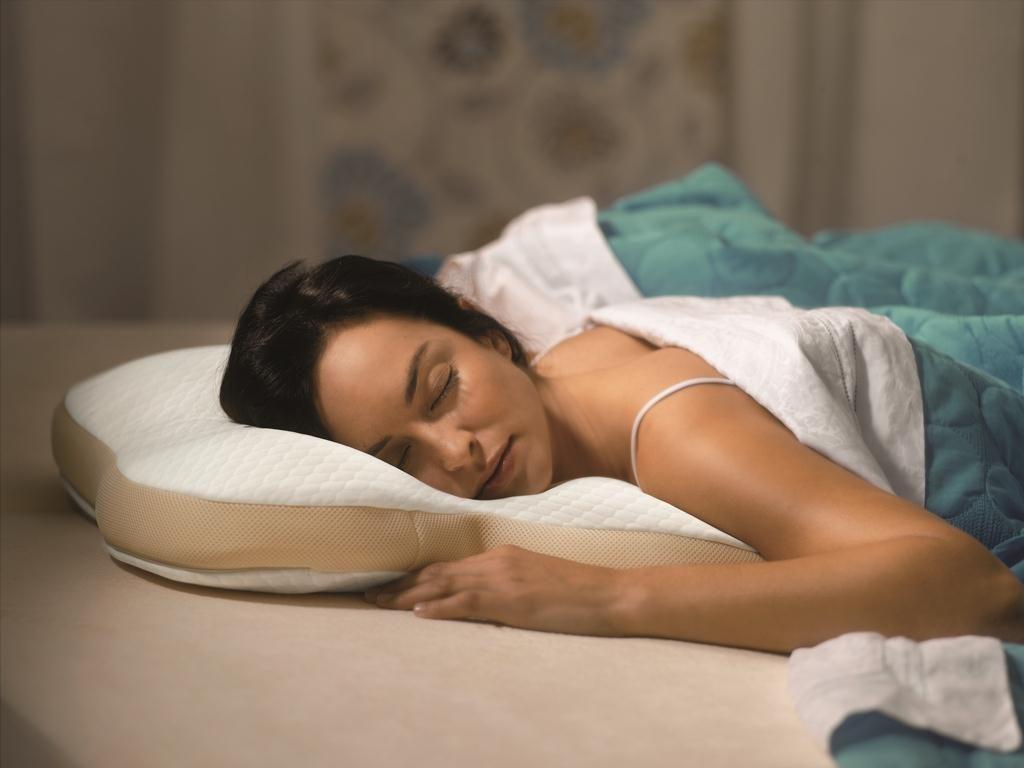 замена подушки