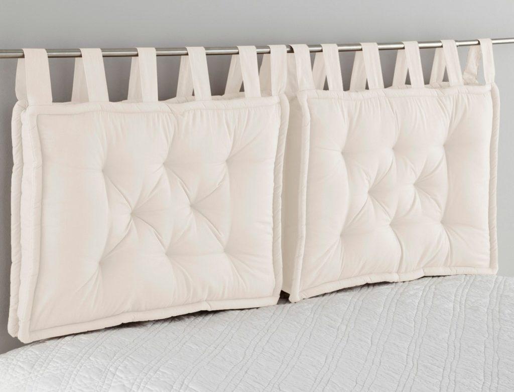 Изголовье подушки