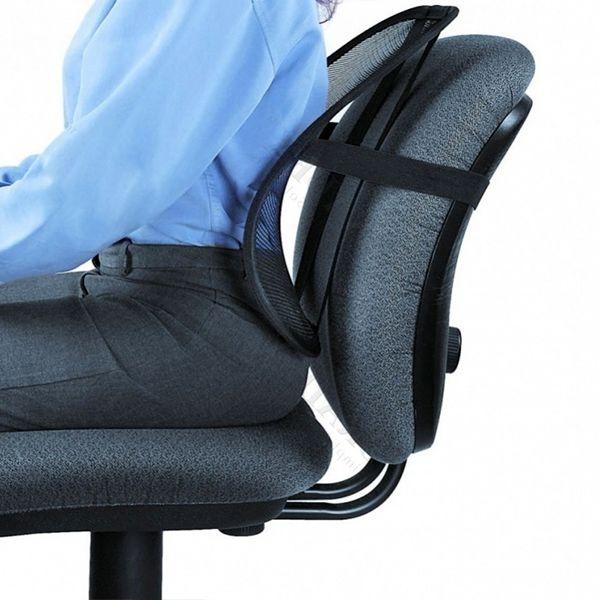 Опора под спину на кресло