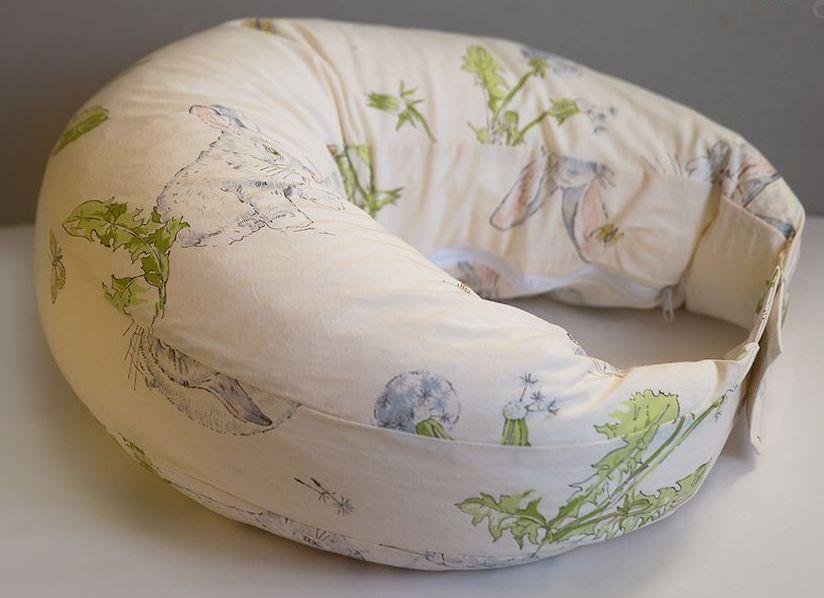 Подушка для кормления Велина