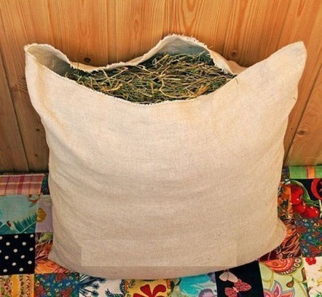 Подушка из трав