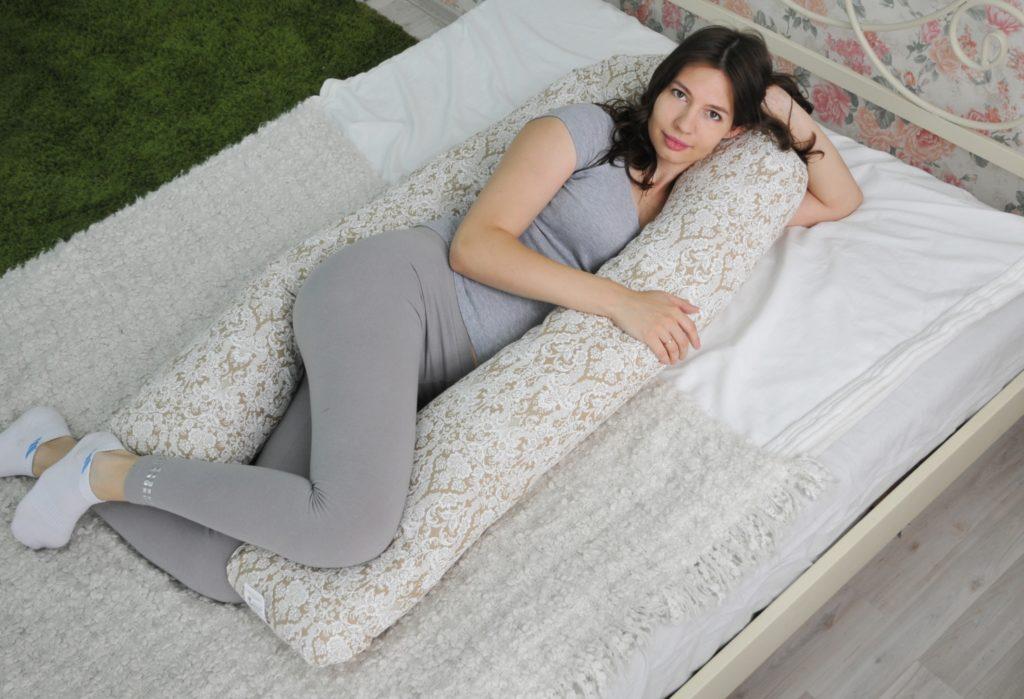 Подушка обнимашка для беременных