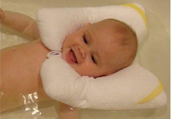 Воротник для купания младенцев