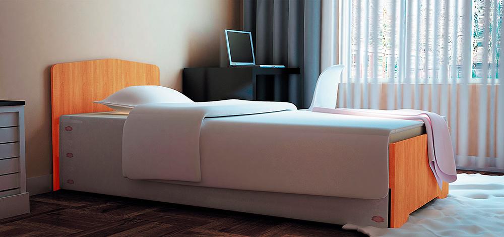 фото Полуторная кровать