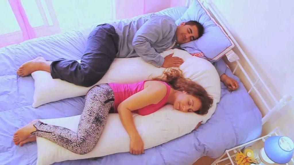 обнимашка-подушка