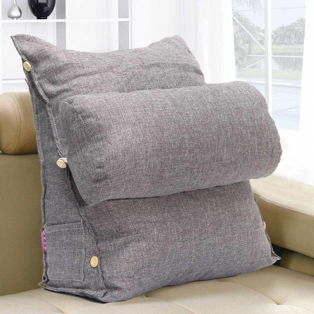 подушка для чтения фото
