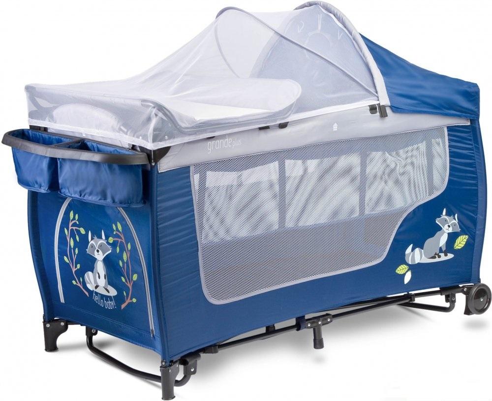 Кровать-манеж фото разборная