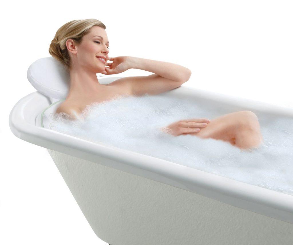 Массажная подушка для ванной Home SPA фото