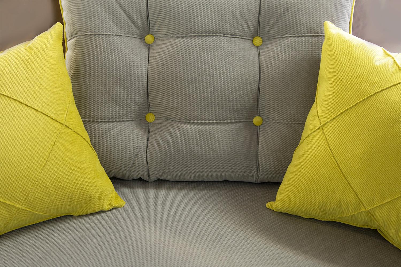 Мебель из подушек — вариант для креативных