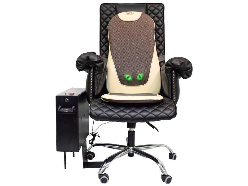 Накидка массажер на кресло