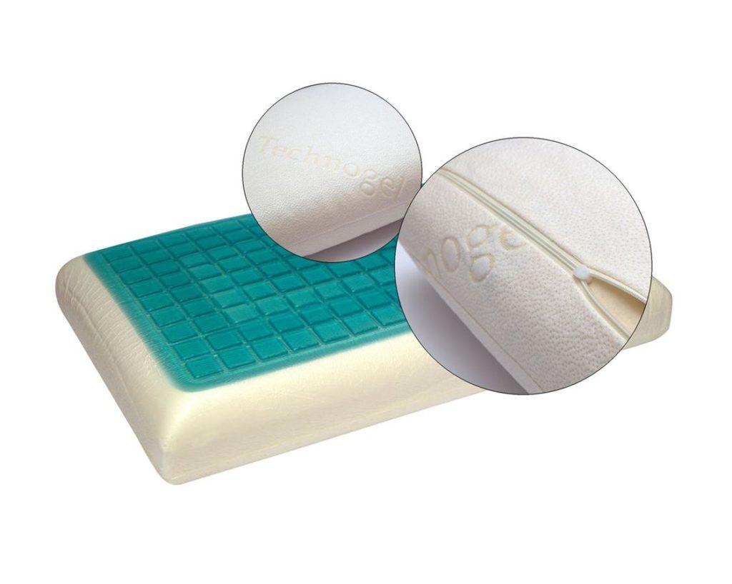 Ортопедическая гелевая подушка
