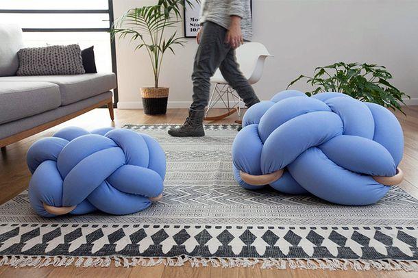 Подушки-жгуты