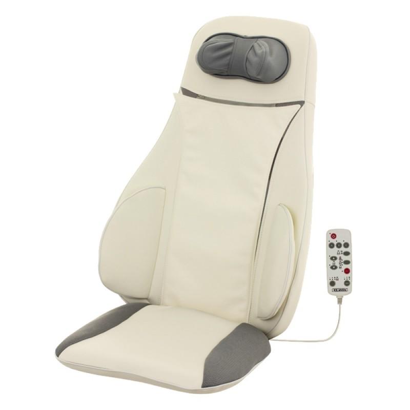 Роликовая накидка массажер на кресло