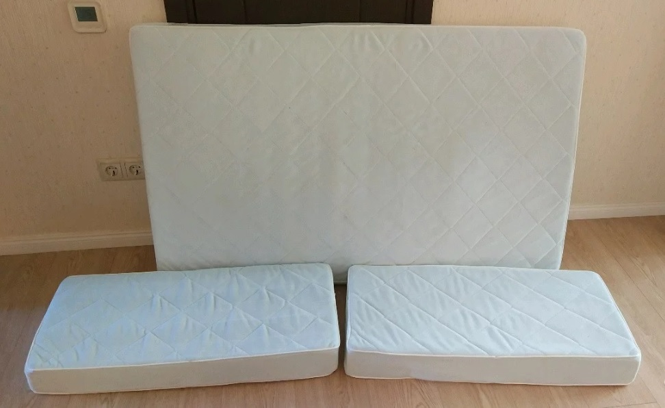 матрас для раздвижной кровати икеа фото