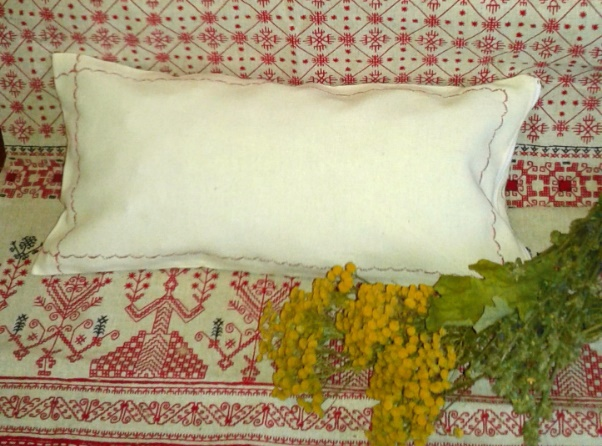 подушка из трав дискомфорт
